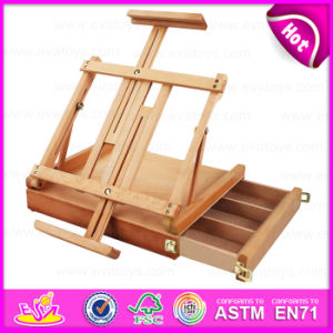 Wooden Easel Drawing Easel Sketch Easel, High Quality Wooden Studio Sketch Easel W12b065 pictures & photos