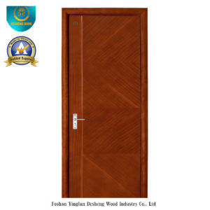 Modern Style HDF Door for Interior (ds-089) pictures & photos