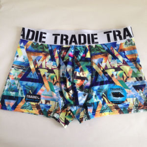 New Design Boxer Short Sublimation Printed Mens Underwear pictures & photos