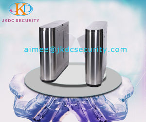 Automatic High Quality Heavy Duty Flap Barrier Gate Turnstile Price pictures & photos