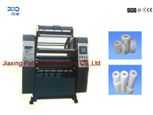 Latest Model Thermal Paper Roll Slitting Rewinding Machine pictures & photos