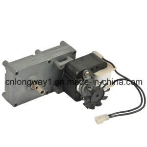 AC Shaded Pole Gear Motor for BBQ Machine pictures & photos