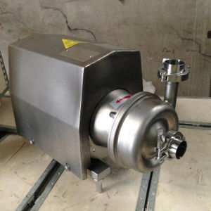 Stainless Steel Sanitary Food Grade Centrifugal Pump pictures & photos