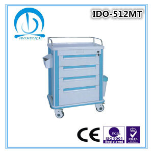 Ce&ISO Approved Hospital Medical Equipment Trolley