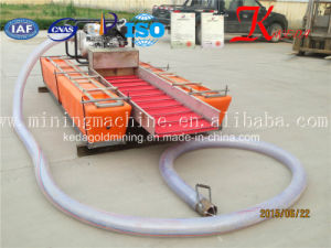 China Good Quality Small Gold Dredger Machine pictures & photos