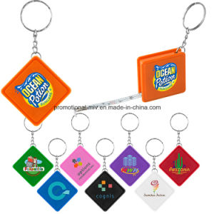 China Promotional Plastic Keychain with Ruler Function - China Promotional  Keyring 2e6cb4941