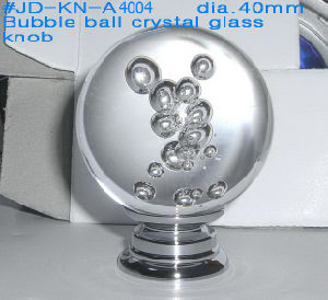 40mm Special Sport Style Bubble Crystal Dresser Knobs pictures & photos