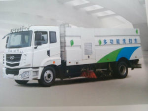 Camc Sweeper Truck 4*2 180 HP
