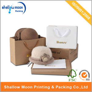 Customized Printing Hat Packaging Paper Box (QYCI15184)