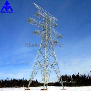 Chinese Manufacture Power Transmission Steel Tower