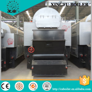 Horizontal Automatic Chain Grate Wood and Biomass Steam Boiler pictures & photos