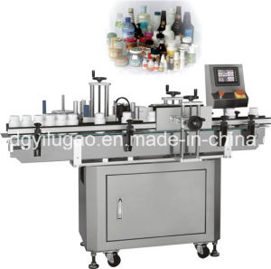 Automatic Vertical Round Bottle Labeling Machine pictures & photos