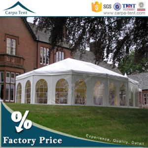 Professional Modular Structure New Party Multi-Sided Marquee Tent with Beautiful Clear Windows pictures & photos