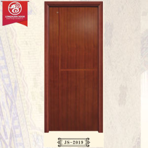 china hdf mdf plywood veneer combined wooden door simple flush door