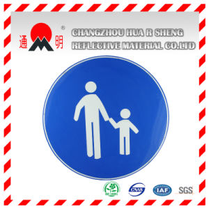 Engineering Grade Reflective Sheeting for Traffic Sign pictures & photos