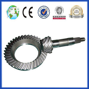 Hot Sale Differential Spiral Bevel Gear 8/41 pictures & photos