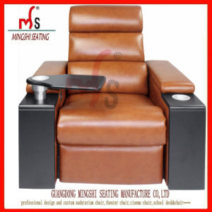 VIP Electric Cinema Sofa with a Writing Pad