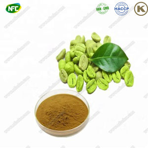 China Free Sample Green Coffee Bean Extract Powder On Sale