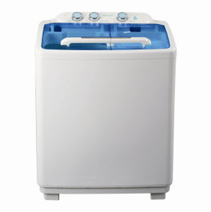 8.0kg Twin-Tub Top-Loading Washing Machine for Qishuai Model XPB80-8029SD pictures & photos