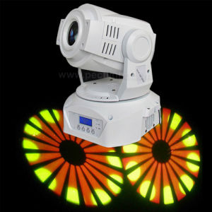 60W White Housing LED Spot Moving Head Stage Light pictures & photos