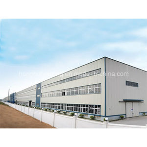 Comfortable Sandwich Panel Modular House Warehouse pictures & photos