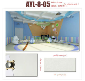 Non-Slip Durable PVC Vinyl Covering Laminate Flooring Commercial Floor