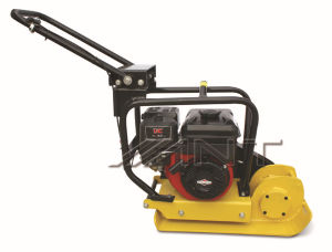 Pb50 Electric Plate Compactor Walk Behind Road Machine