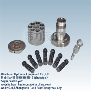 Kyb Hydraulic High Pressure Pump Parts for Engine Parts (MSG-27/44P)