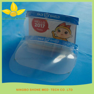 Disposable Dental Product Protective Medical Face Shield pictures & photos