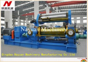Two Rollers Open Mixing Mill, Rubber Mixing Mill