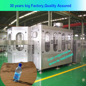 Automatic Mineral Water Filling Machine in Pet Bottle pictures & photos