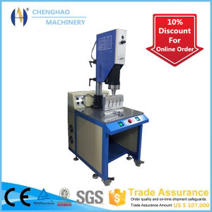 Ultrasonic Plastic File Folder Making Machine