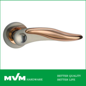 OEM High Quality Zinc Lever Door Handle Z1295e9 pictures & photos