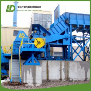 Scrap Metal Shredder Crusher for Metal Recycling (PSX-6080)
