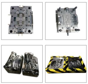 High Quality Plastic Injection Mould for New Product Development