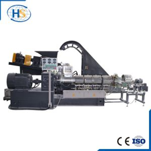 Two Stage Extruder for High Concentration Carbon Black Masterbatch