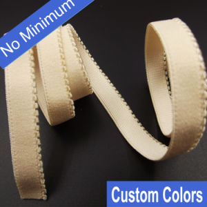 Underwear Skin Picot Elastic in 11mm with No Minimum pictures & photos