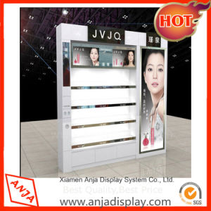 Wooden Cosmetic Shelving Rack pictures & photos