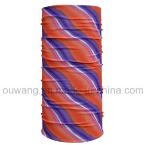 OEM Fashion Latest Design Cycling Seamless Knitted Anti-UV Tubular Bandana pictures & photos