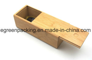 Rectangle Sunglasses Wooden/Bamboo Sunglasses Case (W4) pictures & photos