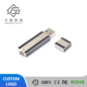 Custom Cheap Bulk 1GB Metal USB Flash Drive for Sale