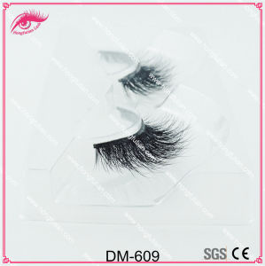 Wholesale Eyelashes 100% 3D Mink Lashes Mink Strip Lashes pictures & photos