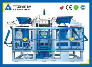 Fully Automatic Hollow Brick Making Machine From China
