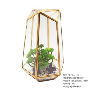Modern Glass Storm Lantern Manufacturer pictures & photos
