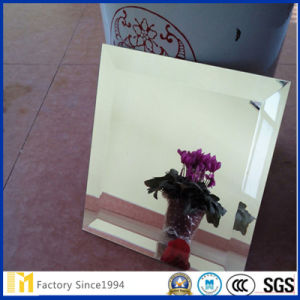 Double Coating Aluminum Mirror Price for Building Decoration pictures & photos