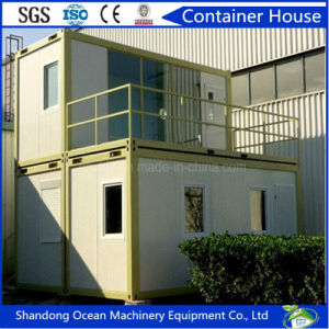 2017 Hot Sale Prefabricated Modular Container House of Steel Structurer for Comfortable Living pictures & photos