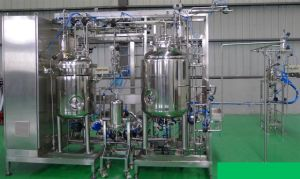 GMP Standard Pharmaceutical Machine Made of Stainless Steel