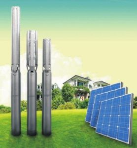 High Quality AC/DC Solar Water Pump pictures & photos