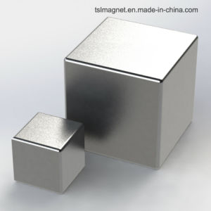 Powerful Neodymium Magnet Cube Rare Earth Magnet