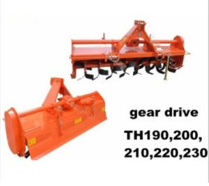 Tractor Middle Duty Rotary Tiller (TH220 series) pictures & photos